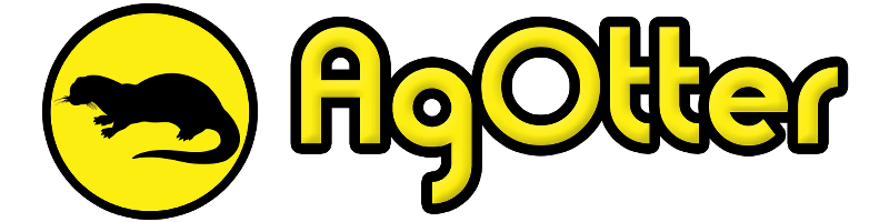 AgOtter Words logo